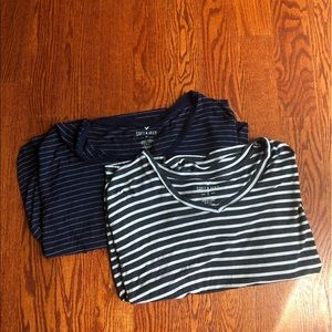 Pack of 2 American Eagle Long Sleeve Shirts